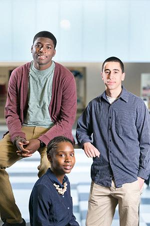 John Jay Students