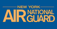 New York Air National Guard  Logo
