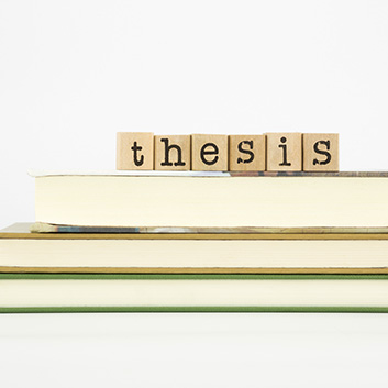Thesis and Dissertation Overview | Graduate School