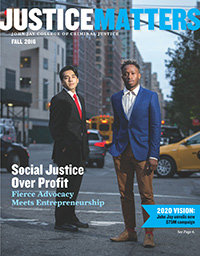 Justice Matters Fall 2016 Issue