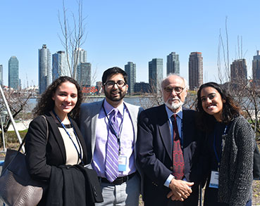 John Jay's Model United Nations Team Reaps Top Awards