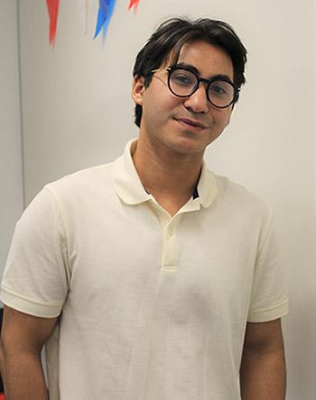 Farrukh Ablakulov, Assistive Technology Coordinator