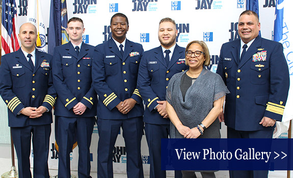 View more photos of the JJ Partnership with U.S. Coast Guard
