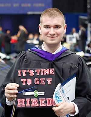John Jay Graduate