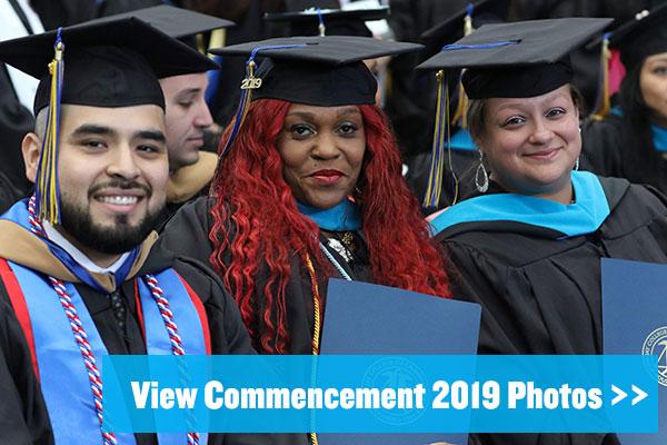 Three John Jay Graduates