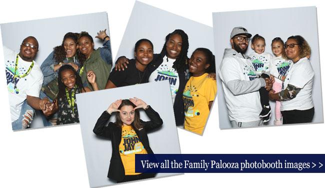 Family Palooza photobooth photos