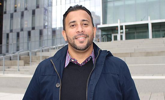 Eric Polanco, Lecturer of Mathematics