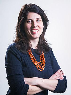 Professor Maria D'Agostino