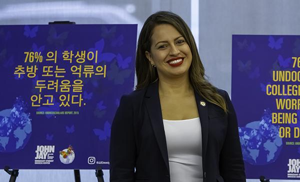 Catalina Cruz, New York State Assemblywoman