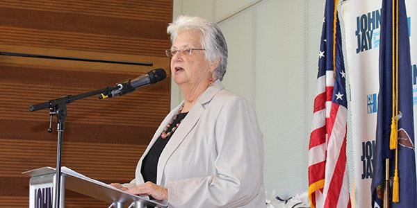 Ann Jacobs, Executive Director of PRI