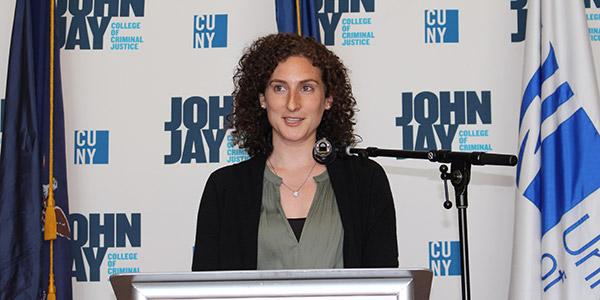 Sarah Cassel, Program Manager MOCJ