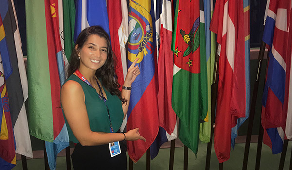 Perez at the United Nations