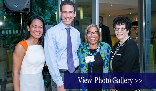 View more photos from Smart on Crime Reception 2019