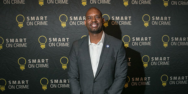 Devon Simmons, Prisoner Reentry Institute, John Jay College of Criminal Justice