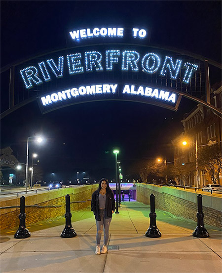 Ventura in Montgomery, Alabama