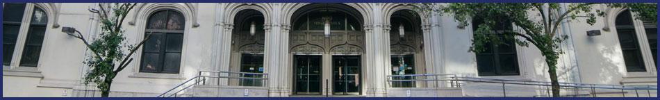 John Jay Entrance