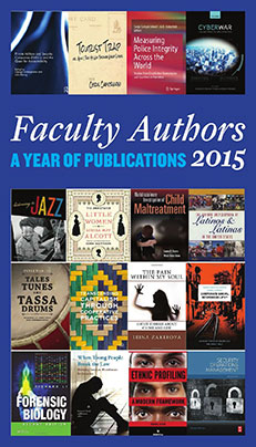 Faculty Authors - A Year of Publication 2015