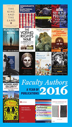 Faculty Authors - A Year of Publication 2016