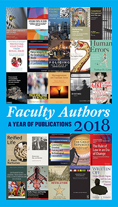 Faculty Authors - A Year of Publication 2018-2019