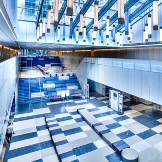 Jules Kroll Atrium