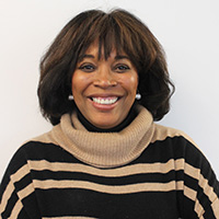 Lynette Cook-Francis, Vice President of Student Affairs