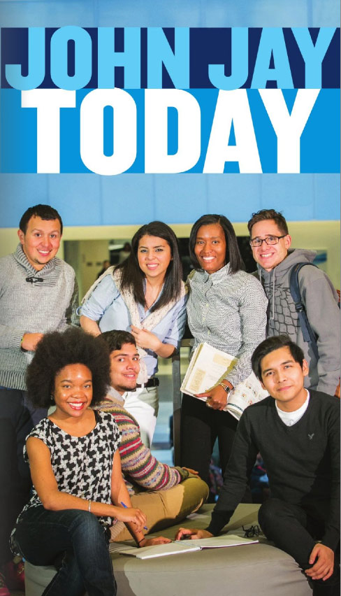 John Jay Today cover