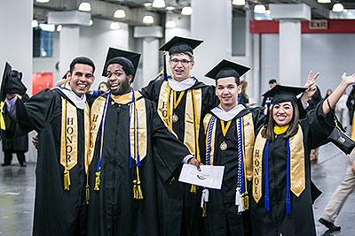 Academic Honors and Achievement Programs for Undergraduates