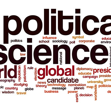 Political Science major choices