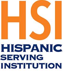 Hispanic Serving Institution logo