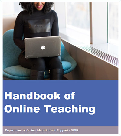 Hanbook Online Teaching