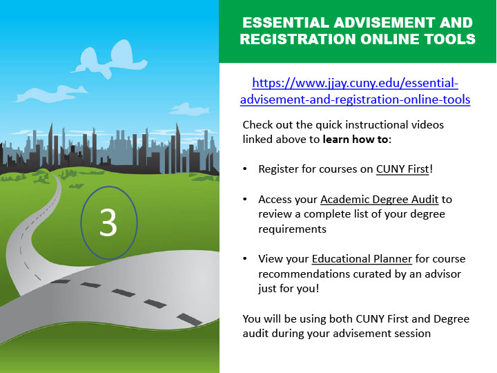 Essential Advisement & Registration Online Tools