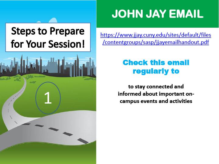 John Jay Email