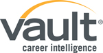 Vault Career Intelligence logo.