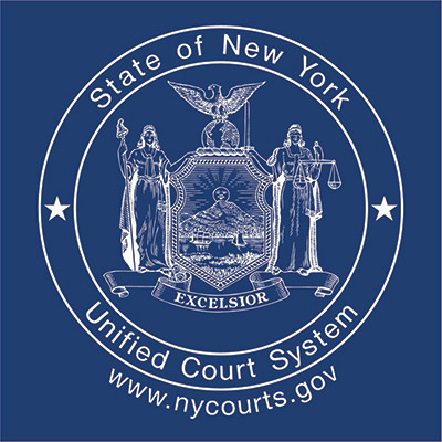 NYS Courts logo