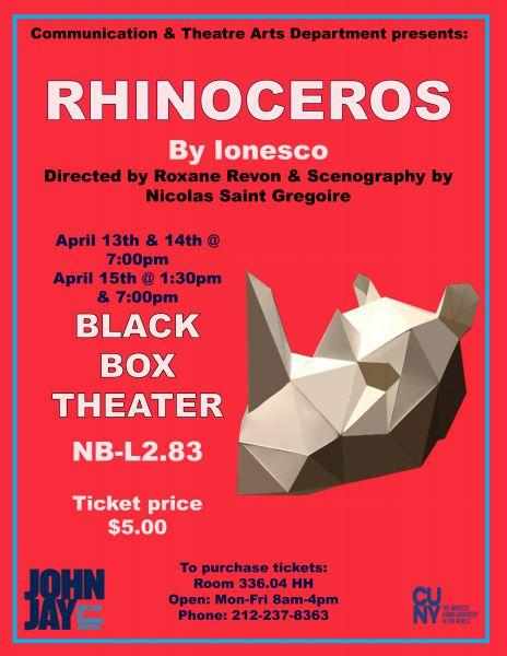 rhino Flyer