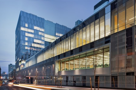 John Jay College Building