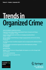 Trends in Organized Crime book cover