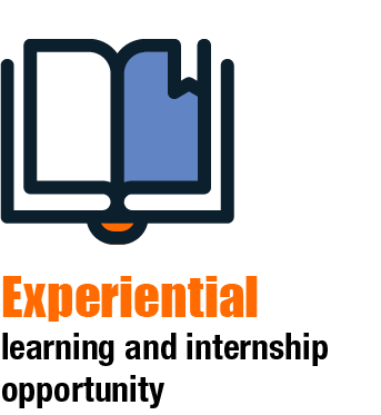 Experential learning and internship opportunity