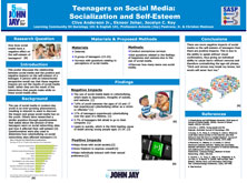 Teenagers on Social Media: Socialization and self-Esteem