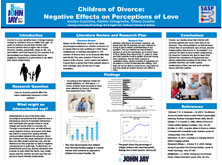 Children of Divorce: Negative Effects on Perceptions of Love