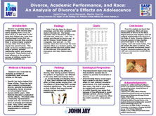 Divorce, Academic Performance, and Race: An Analysis of Divorce's Effects on Adolescence