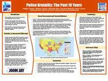 Police Brutality: The Past 10 Years