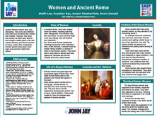Women and Ancient Rome