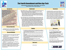 The Fourth Amendment and New Age Tech