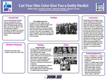 Can Your Skin Color Give You a Guilty Verdict