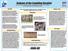 Orphans of the Foundling Hospital