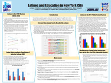 Latinos and Education in New York City