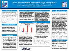 How Can We Prepare Ourselves for Major Earthquakes?