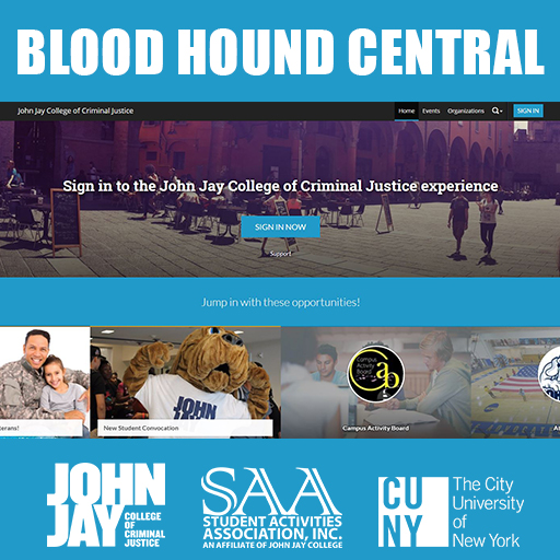 Bloodhound Central flyer