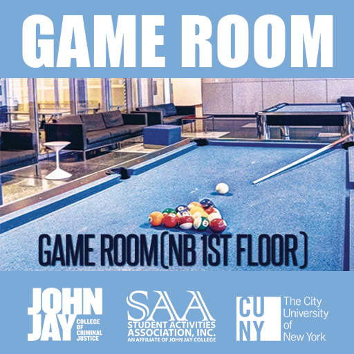 Game Room flyer.